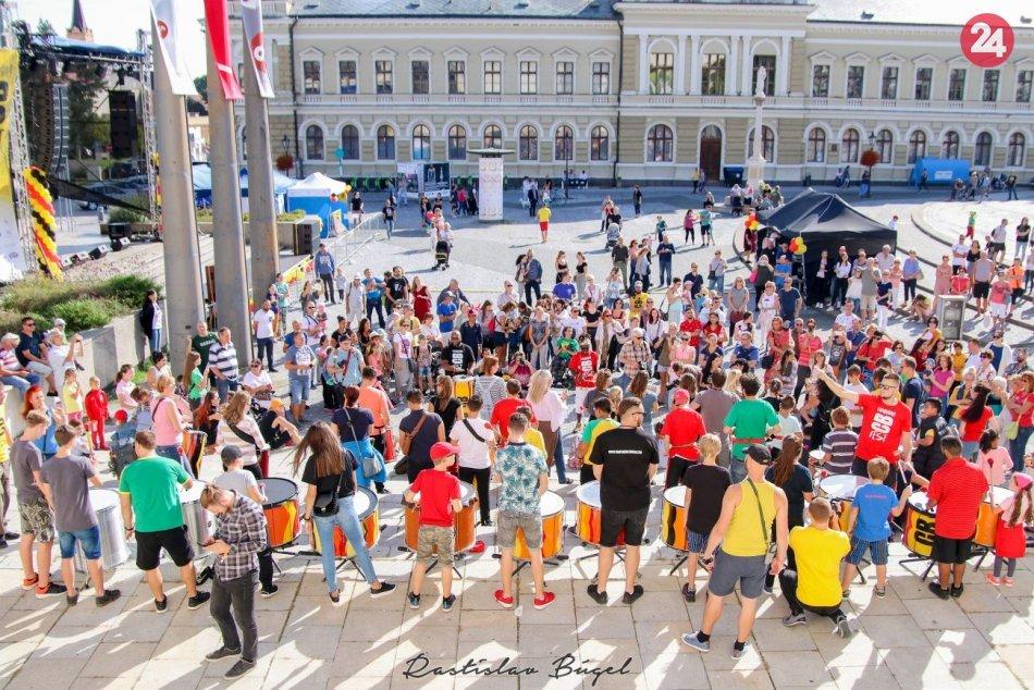 Campana Fest - 11. narodeniny Campana Batucada