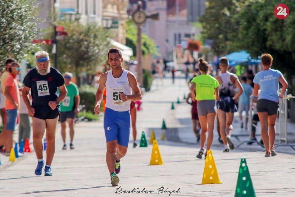 ACerola grand prix - Chodecké preteky