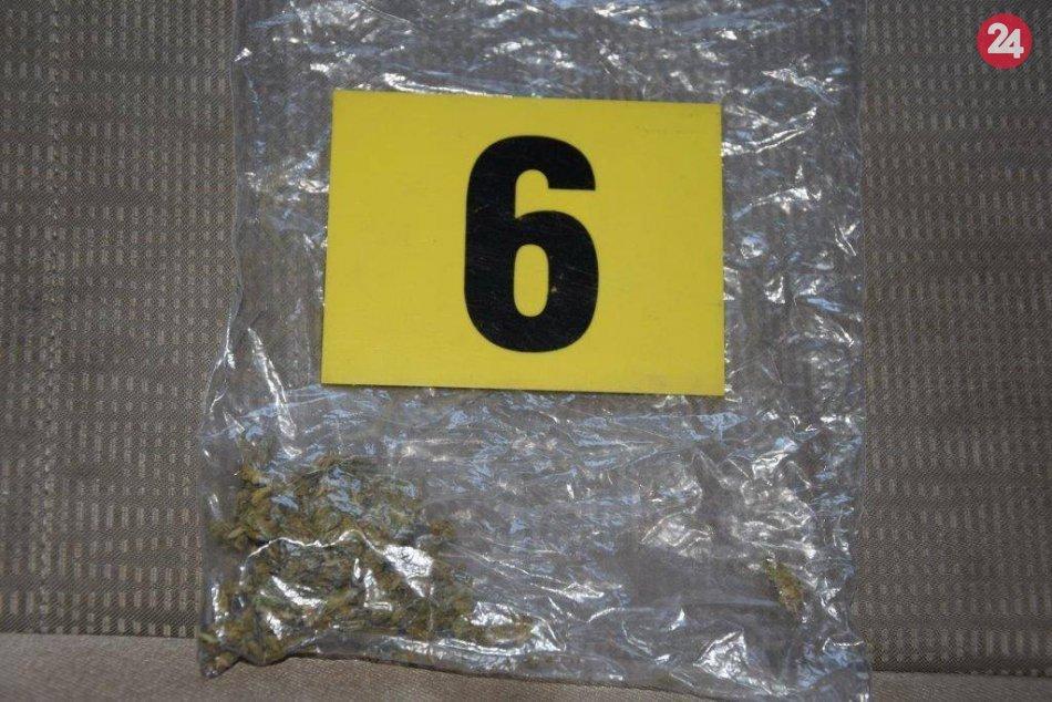 U Brezňana našli v kufri auta drogy