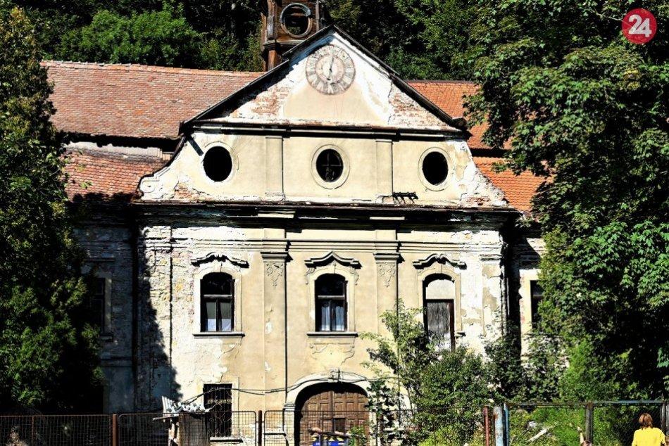 Rod Balašovcov vlastnil v Považskej Bystrici viacero známych pamiatok