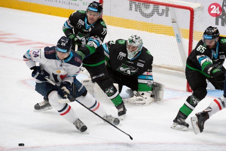 HC Slovan Bratislava - HC Nové Zámky