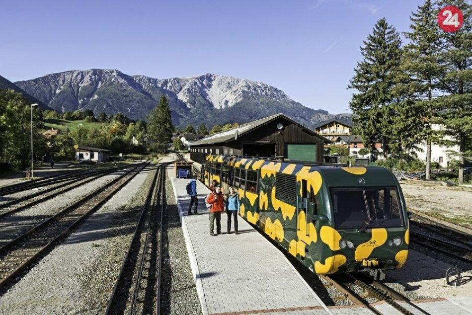 Jesenné výlety v Dolnom Rakúsku