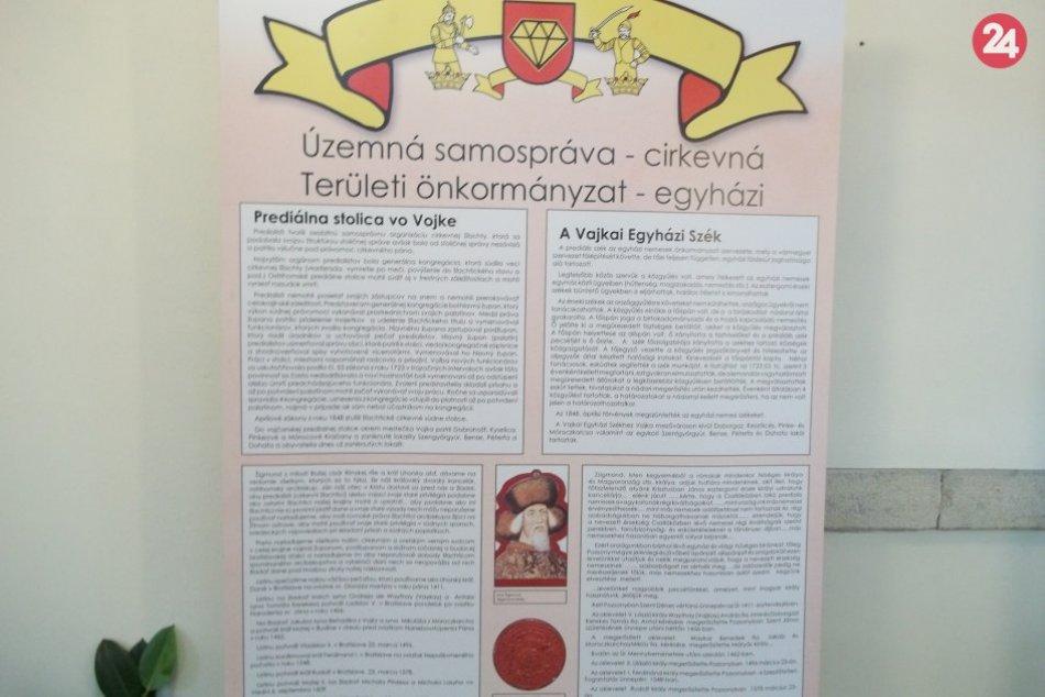 Šaliansky archív s novou výstavou: Odhaľte aj vy najväčšie klenoty regiónu, FOTO