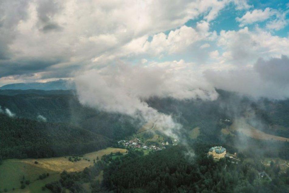 V OBRAZOCH: Krásy obce Muránska Huta zachytené na fotkách
