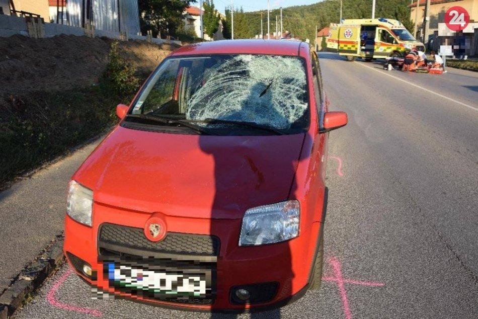 V OBRAZOCH: Chodec, ktorého zrazilo auto na Fončorde, mal v krvi alkohol