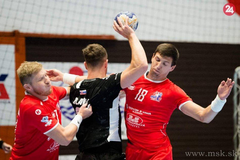 Považská Bystrica nedala Topoľčanom šancu: Zábery zo zápasu