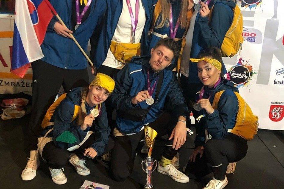 Jumpingáči opäť súťažili: Majstrovstvá v Česku so skvelými výsledkami, FOTO