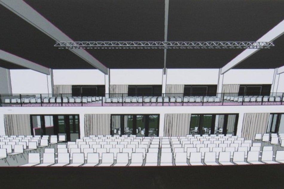 Vybudujú ju na sídlisku Šváby: VIZUALIZÁCIE M-Arény v Prešove