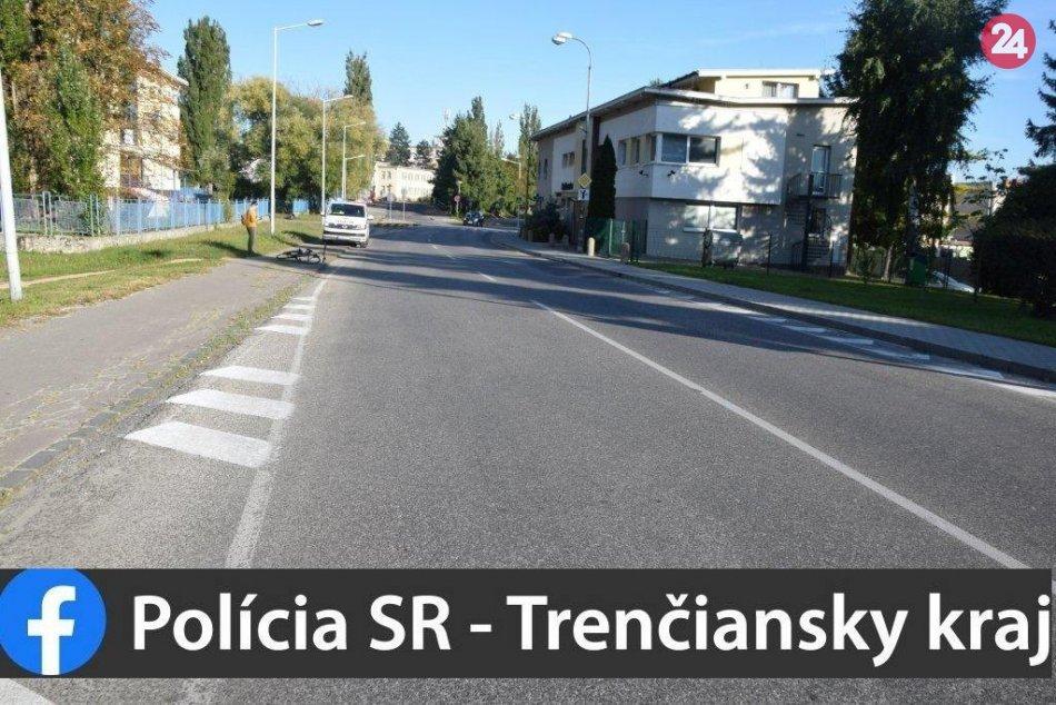 FOTO nehody na Nemocničnej ulici v Bojniciach: Polícia hľadá svedkov
