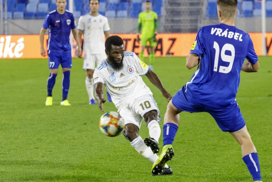 Slovan Bratislava – FC Nitra 5:0 (2:0)