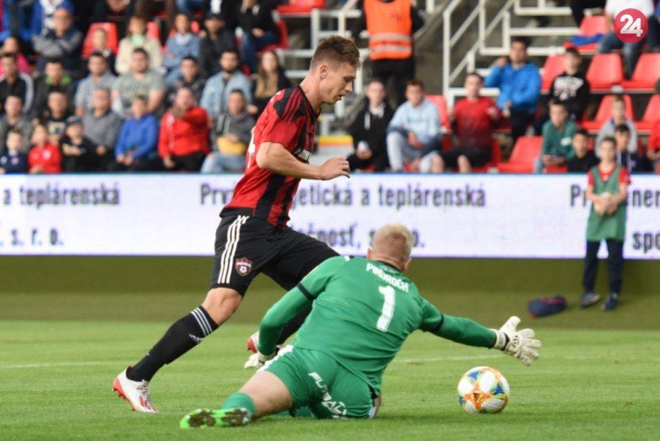 FC ViOn Zlaté Moravce-Vráble – FC Spartak Trnava