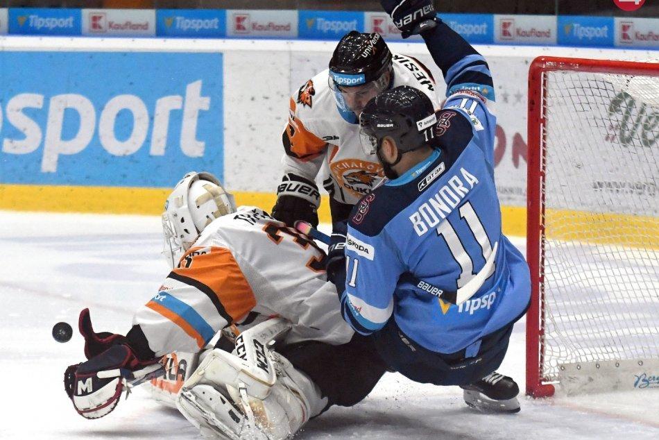 HK Dukla Ingema Michalovce porazila HC Slovan Bratislava