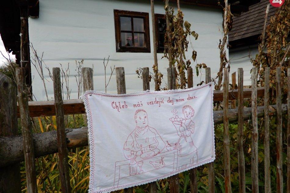 FOTO: Poďakovanie za úradu v Múzeu liptovskej dediny v Pribyline