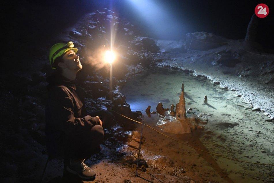 Pri Prešove máme jaskyňu Zla džura: Objavujú ju návštevníci z celého sveta