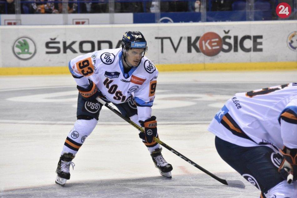V OBRAZOCH: HC Košice - HK DUKLA Ingema Michalovce