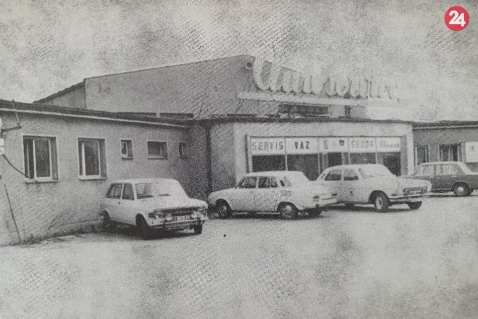 Nenechajte si ich ujsť: Fotky zo 70. rokov, v hlavnej úlohe Humenné