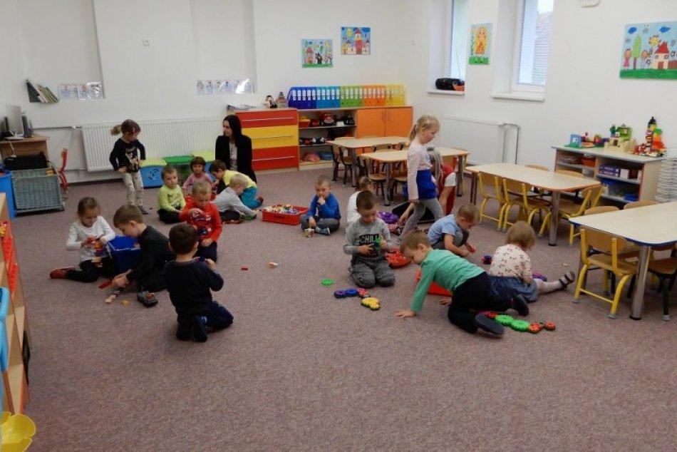 V obrazoch: Materská škôlka na Tranovského ulici po kompletnej rekonštrukcii