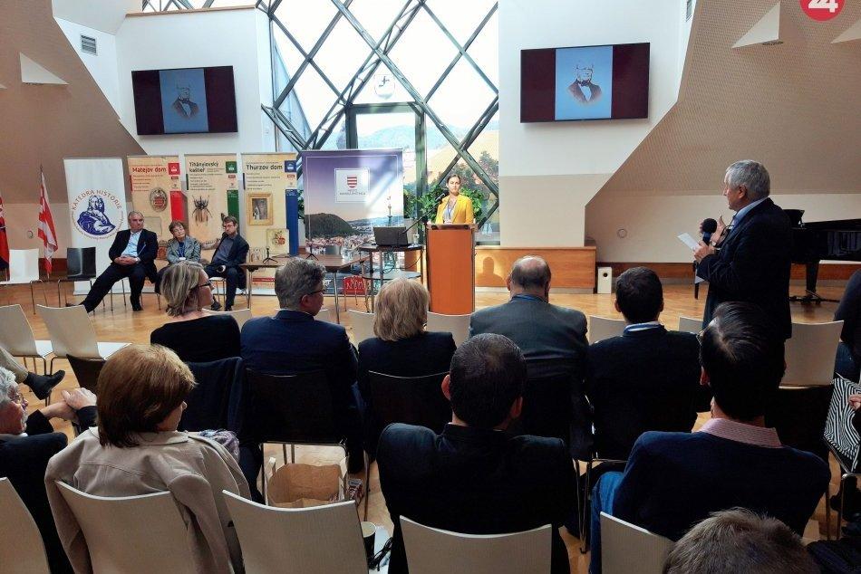 V OBRAZOCH: Medzinárodná vedecká konferencia Karol Kuzmány
