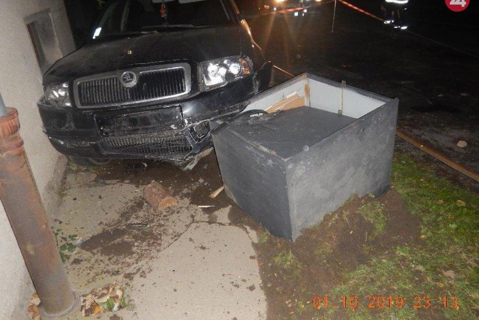 V OBRAZOCH: Vodič po nehode v Nemeckej z miesta odišiel. Pátra po ňom polícia