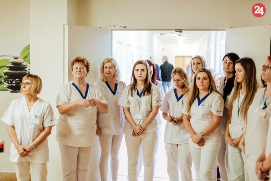Obrazom: Nemocnica v Rožňave zrekonštruovala fyziatricko-rehabilitačné ambulanci