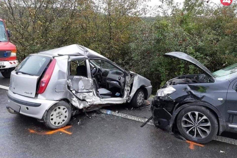 Tragická nehoda pri Košických Oľšanoch