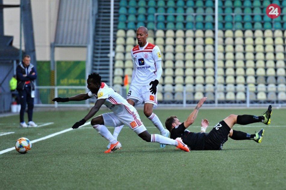 FOTO: AS Trenčín - FC Vion Zlaté Moravce - Vráble 2:2
