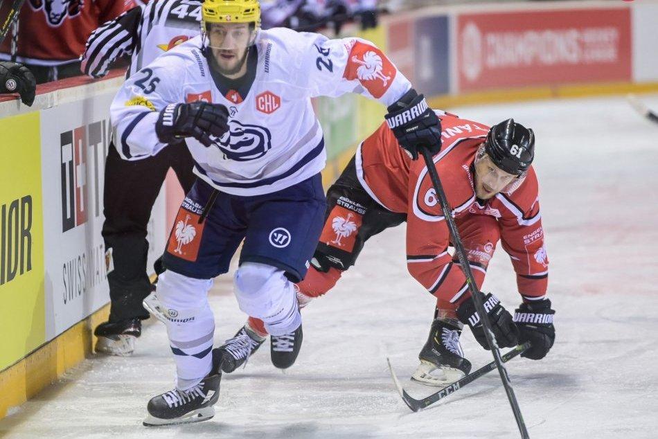 V OBRAZOCH: Bystrica prehrala so švajčiarskym tímom HC Ambri-Piotta