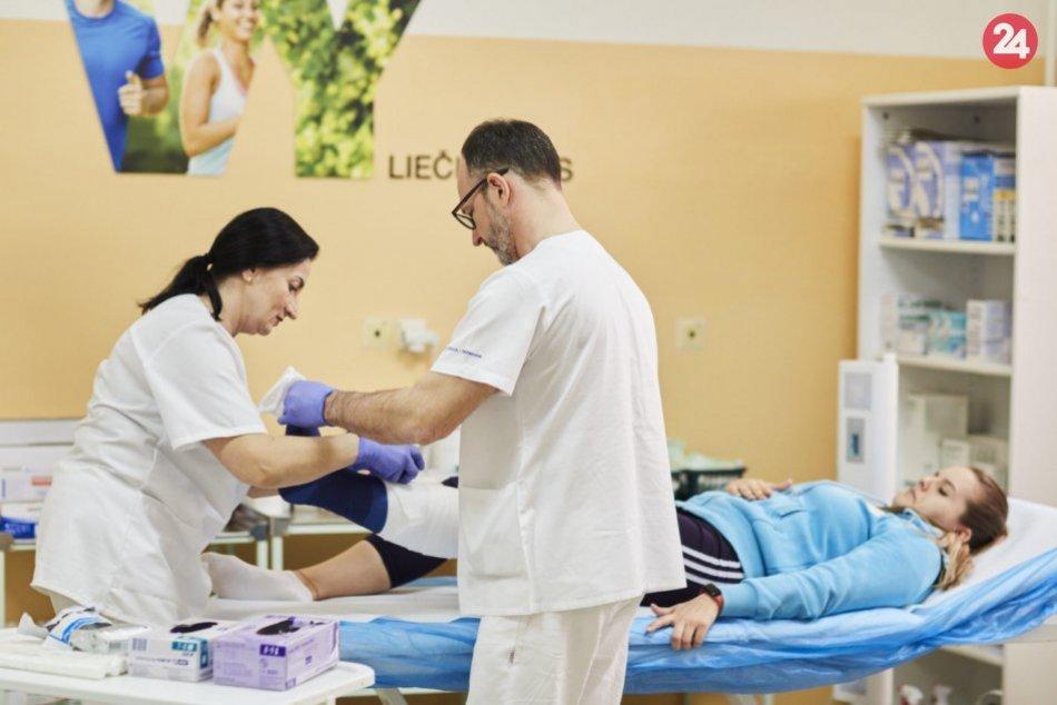 Pozrite sa do nového centra športovej medicíny v Michalovciach