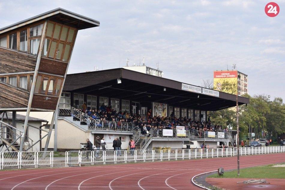 V OBRAZOCH: Košice TU Slávia - FK Pohronie
