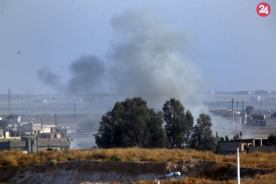 Turecko spustilo vojenskú operáciu na severe Sýrie