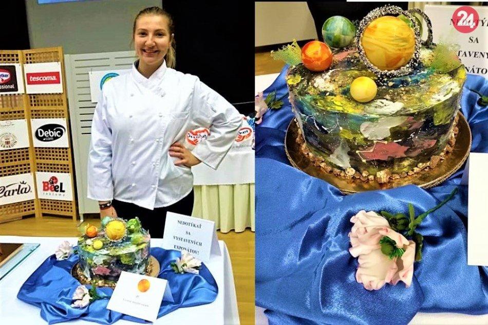 FOTO zo súťaže o Najkrajšiu tortu Slovenska: Bodovali aj tie z okolia Považskej