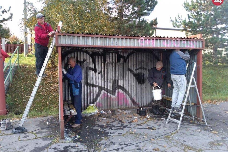 OBRAZOM: Dobrovoľníci na Telepe si skrášlili okolie
