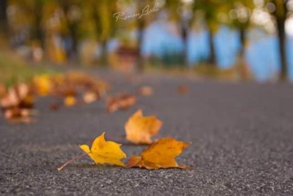 FOTO: Jesenné zábery Liptovského Mikuláša a okolia