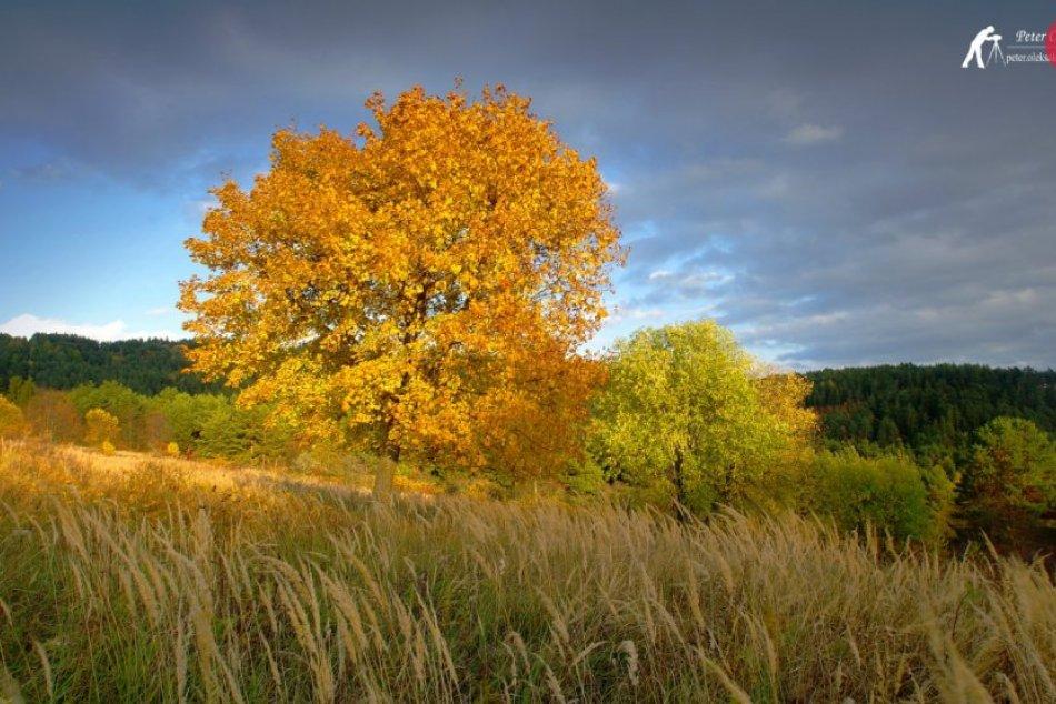 Pokochajte sa fotkami: Jesenné výjavy zo Spiša