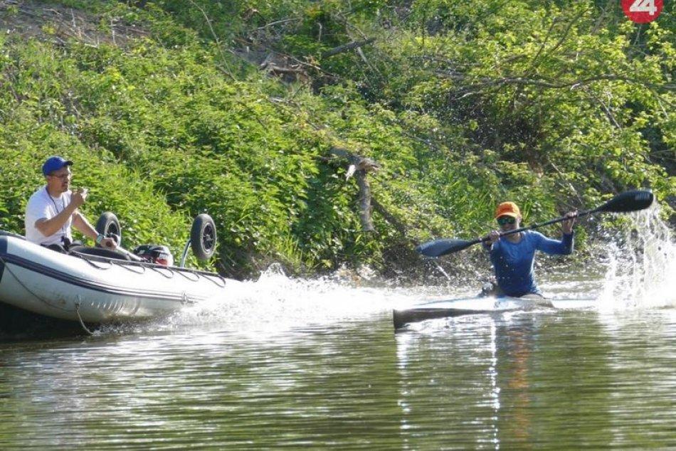 Úspešný vodácky klub Sport Club Slovakia z Nových Zámkov