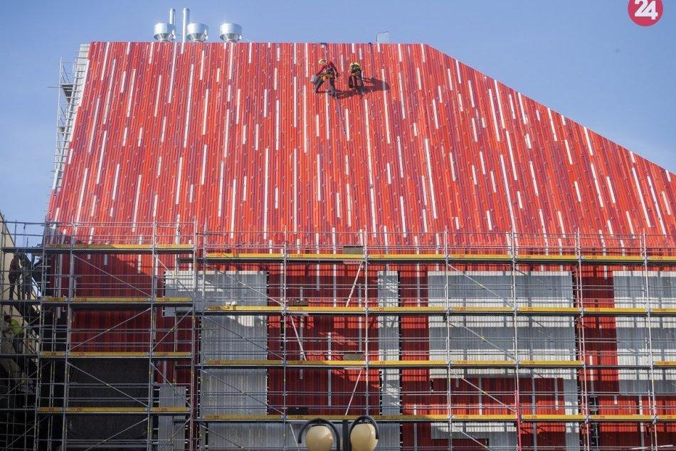 Rekonštrukcia budovy Slovenskej národnej galérie v Bratislave