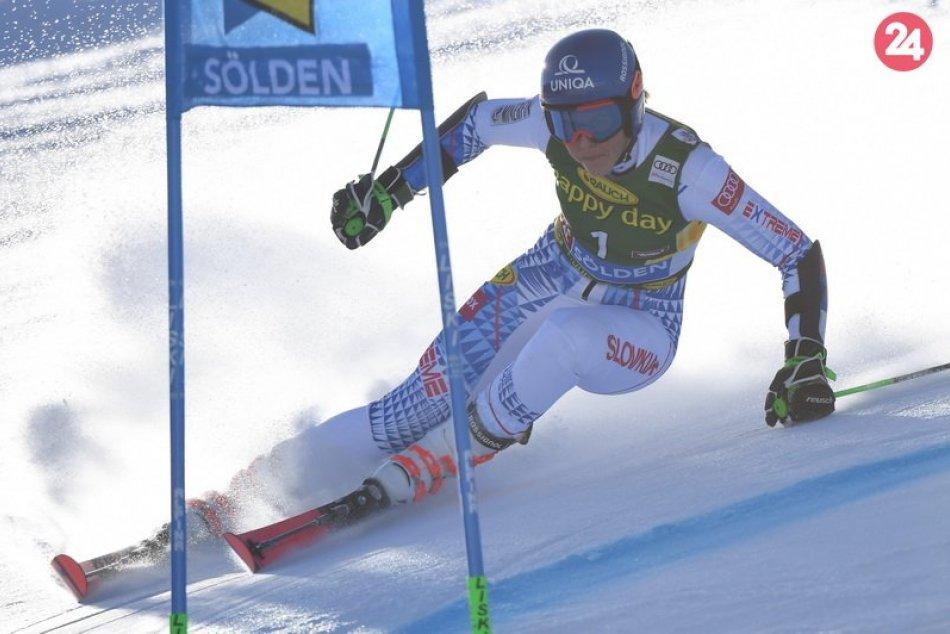 Petra Vlhová sa predstavila na prvých pretekoch v rámci Svetového pohára v Sölde