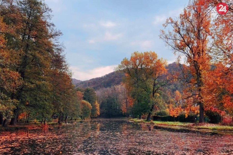 V OBRAZOCH: Takto čitatelia zvečnili jeseň v Banskej Bystrici a okolí