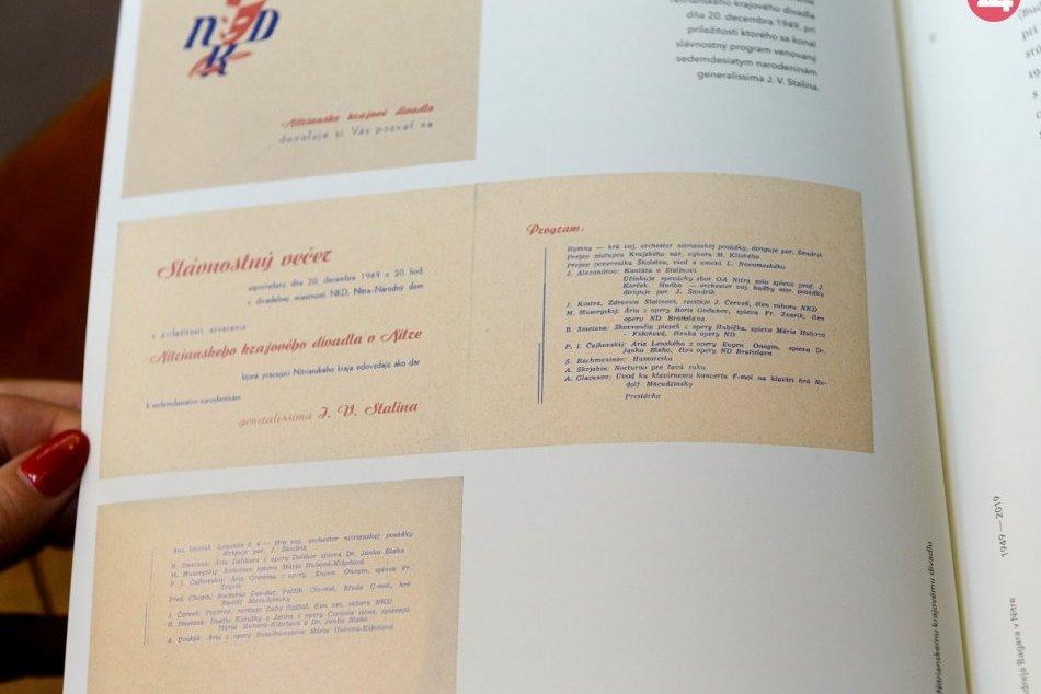 Kniha k 70. výročiu vzniku DAB v Nitre