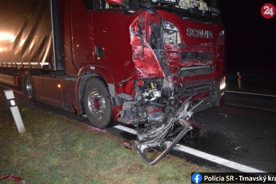 Tragická bilancia na cestách kraja: Päť smrteľných nehôd za desať dní