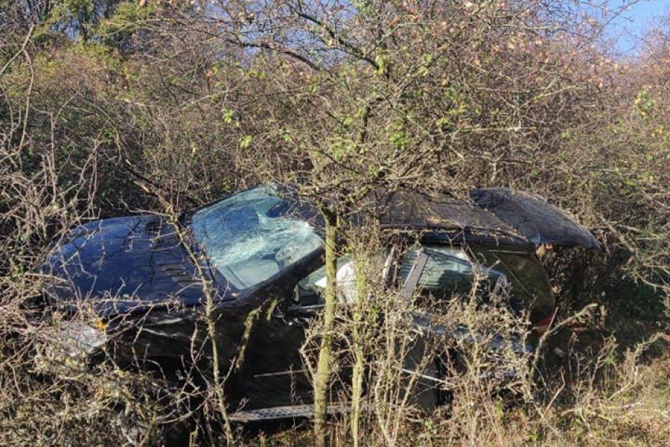 Kuriózna nehoda na Hornom Považí