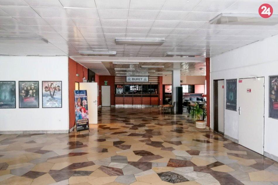 November ´89 v trnavských kinách