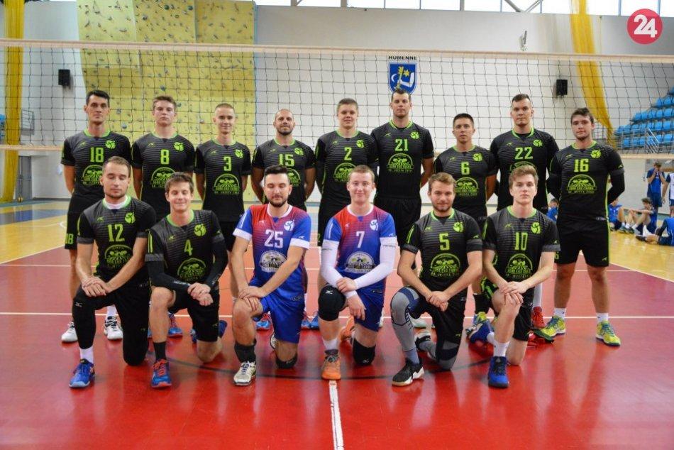 ŠK Gymnázium Humenné vs. VK Junior Poprad 2012