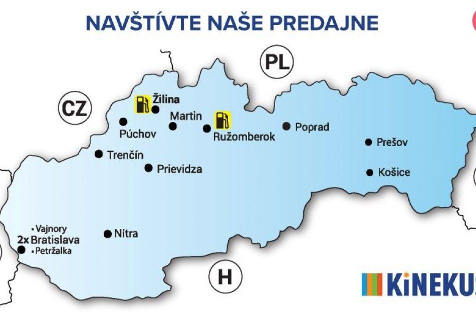 Kinekus: Prvá slovenská sieť hobbymarketov
