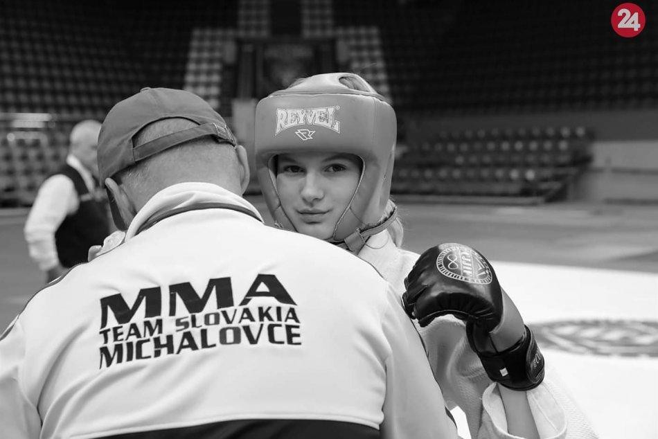 MMA Team Slovakia Michalovce úspešný na majstrovstvách