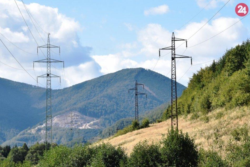 SSD rekonštruuje vedenie medzi Sučanmi a Varínom