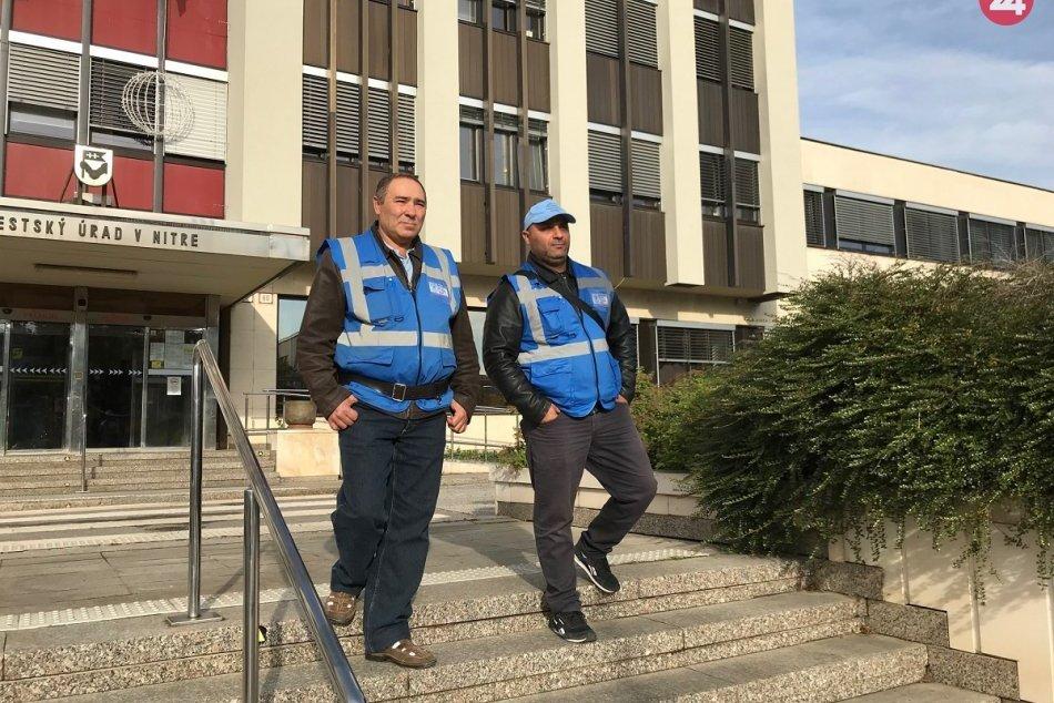Občianske hliadky v Nitre fungujú už 4 mesiace: Rómovia ich rešpektujú