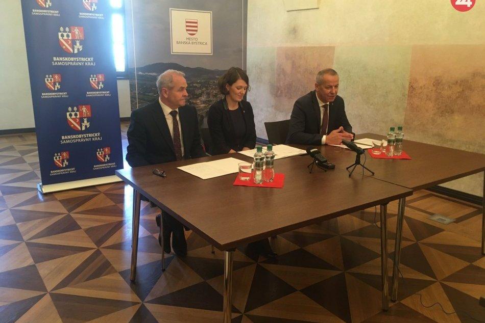 Výročie Nežnej revolúcie si vBanskej Bystrici pripomenieme sériou podujatí