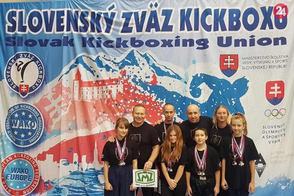 V OBRAZOCH: Mladé talenty z Revúcej opäť žali úspechy v kickboxe