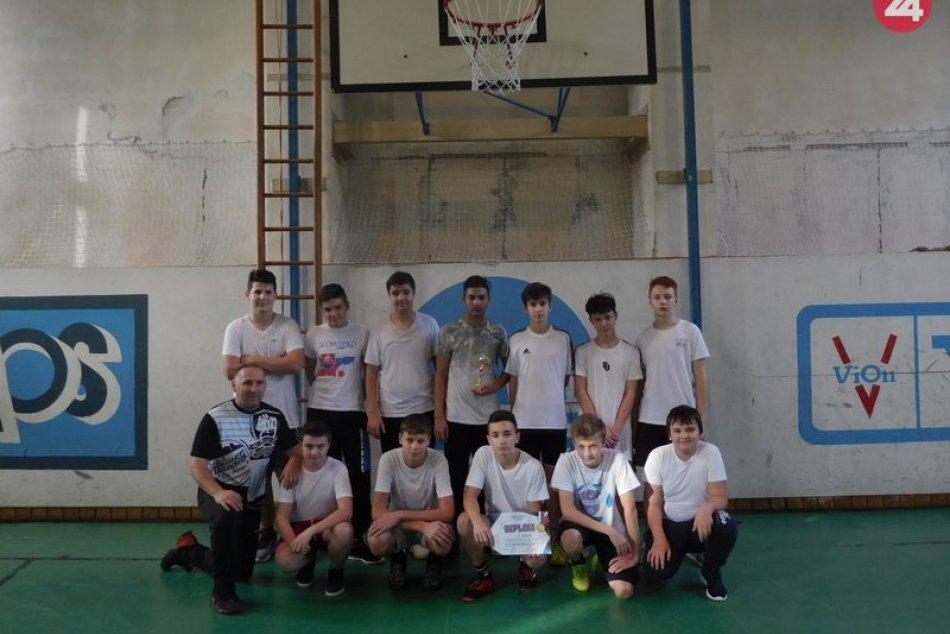 Majstrovstvá okresu žiakov v basketbale